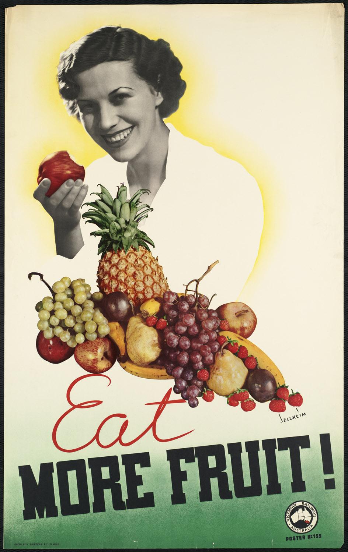 Vintage Food Posters   Urban Simplicty